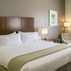 Отель Holiday Inn Express Vicksburg комната для гостей фото 3