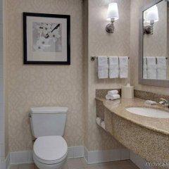 Отель Hilton Garden Inn Washington Dc Downtown США, Вашингтон - отзывы, цены и фото номеров - забронировать отель Hilton Garden Inn Washington Dc Downtown онлайн ванная