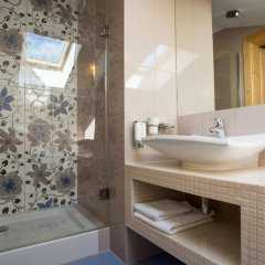 Отель Butorowy Dwór Польша, Косцелиско - отзывы, цены и фото номеров - забронировать отель Butorowy Dwór онлайн ванная фото 2