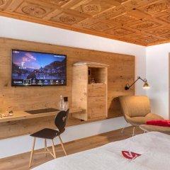 Отель Swiss Alpine Hotel Allalin Швейцария, Церматт - отзывы, цены и фото номеров - забронировать отель Swiss Alpine Hotel Allalin онлайн удобства в номере