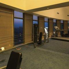 Отель Fortune Select Metropolitan фитнесс-зал
