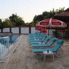 Отель Salhan Apart Inn бассейн
