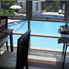 Отель Bs Residence Suvarnabhumi Бангкок фитнесс-зал