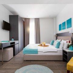 Отель Eleven Черногория, Петровац - отзывы, цены и фото номеров - забронировать отель Eleven онлайн комната для гостей фото 5