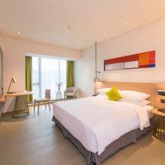 Отель The Mulian Urban Resort Hotels Nansha комната для гостей фото 4