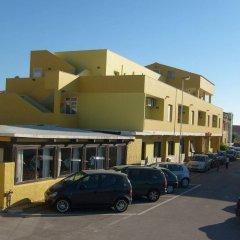 Hotel Residence Ampurias Кастельсардо парковка