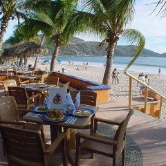 Hotel Villa Mexicana пляж фото 2
