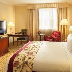 Paris Marriott Charles de Gaulle Airport Hotel 4* Стандартный номер с различными типами кроватей фото 6