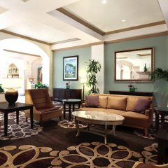 Embassy Suites Hotel Milpitas-Silicon Valley интерьер отеля фото 2