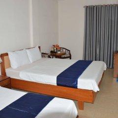 Отель Ha Long Hotel Вьетнам, Вунгтау - отзывы, цены и фото номеров - забронировать отель Ha Long Hotel онлайн комната для гостей фото 3