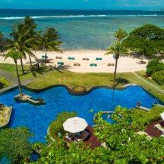 Отель Shanti Maurice Resort & Spa пляж
