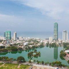Отель Hilton Colombo Residence Шри-Ланка, Коломбо - отзывы, цены и фото номеров - забронировать отель Hilton Colombo Residence онлайн пляж