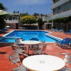 Dimitrion Central Hotel бассейн фото 3