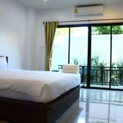 Отель P.K. Residence Таиланд, Пхукет - отзывы, цены и фото номеров - забронировать отель P.K. Residence онлайн комната для гостей фото 4