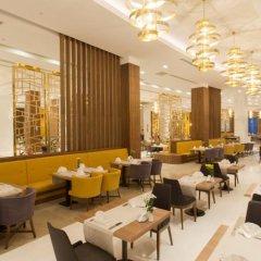 Отель Kirman Sidemarin Beach & Spa - All Inclusive интерьер отеля фото 3