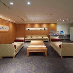 Отель Sunroute Takadanobaba Япония, Токио - отзывы, цены и фото номеров - забронировать отель Sunroute Takadanobaba онлайн интерьер отеля