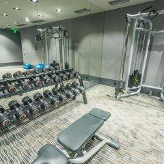 City Center Hotel фитнесс-зал фото 3
