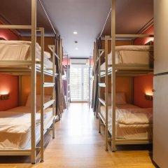 Siamaze Hostel Бангкок сейф в номере