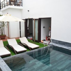 Отель Horizon 2 Villa Hoi An бассейн фото 2