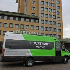 Отель Courtyard by Marriott Amsterdam Airport Нидерланды, Хофддорп - отзывы, цены и фото номеров - забронировать отель Courtyard by Marriott Amsterdam Airport онлайн городской автобус