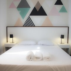 Отель Flats Friends Soho Suites комната для гостей фото 5