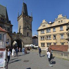 Отель U Tri Pstrosu Прага