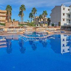 Отель BQ Can Picafort бассейн фото 2