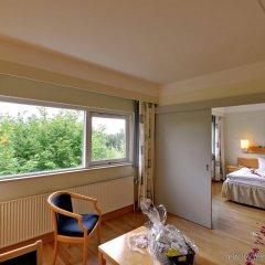 Отель Scandic Aalborg Øst комната для гостей фото 7