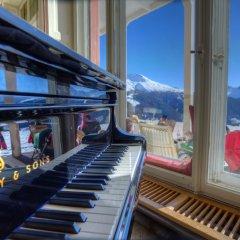 Отель Snow & Mountain Resort Schatzalp Швейцария, Давос - отзывы, цены и фото номеров - забронировать отель Snow & Mountain Resort Schatzalp онлайн детские мероприятия
