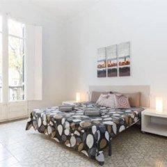 Отель Des Artistes Испания, Барселона - отзывы, цены и фото номеров - забронировать отель Des Artistes онлайн комната для гостей фото 4
