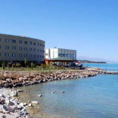Отель Merit Sahmaran Ван пляж фото 2