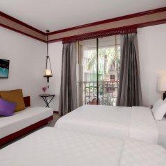 Отель New Patong Premier Resort 3* Стандартный номер с различными типами кроватей фото 7