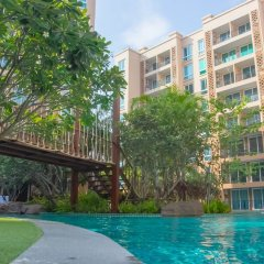 Апартаменты Atlantis Resort Apartments Pattaya бассейн фото 3