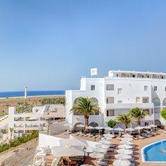 Отель Sbh Maxorata Resort Джандия-Бич вид на фасад