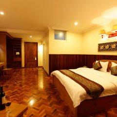 Ayarwaddy River View Hotel сейф в номере
