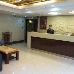 Отель Tiantian Hotel Китай, Шэньчжэнь - отзывы, цены и фото номеров - забронировать отель Tiantian Hotel онлайн интерьер отеля