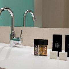 Отель Melia Plaza Valencia ванная