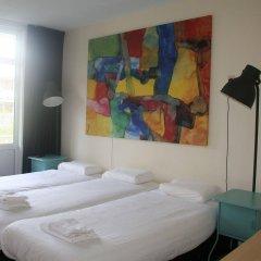 Отель Bicycle Hotel Amsterdam Нидерланды, Амстердам - отзывы, цены и фото номеров - забронировать отель Bicycle Hotel Amsterdam онлайн комната для гостей фото 4