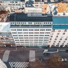Отель Forenom Pop-up Hotel Финляндия, Хельсинки - отзывы, цены и фото номеров - забронировать отель Forenom Pop-up Hotel онлайн пляж
