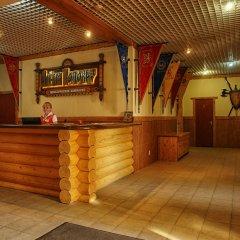 Гостиница Алеша Попович Двор сауна