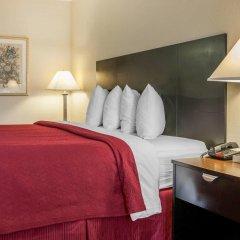 Отель Quality Inn Effingham удобства в номере