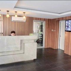 Отель Q Space Residence Бангкок интерьер отеля фото 2