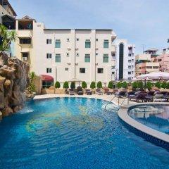 Отель LK Metropole Pattaya Таиланд, Паттайя - 1 отзыв об отеле, цены и фото номеров - забронировать отель LK Metropole Pattaya онлайн бассейн