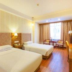Отель Xiamen Huaqiao Hotel Китай, Сямынь - отзывы, цены и фото номеров - забронировать отель Xiamen Huaqiao Hotel онлайн комната для гостей фото 5