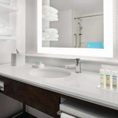 Отель Hampton Inn Brooklyn Park, MN США, Бруклин-Парк - отзывы, цены и фото номеров - забронировать отель Hampton Inn Brooklyn Park, MN онлайн ванная