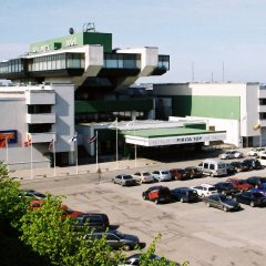 Отель Pirita Spa Таллин парковка