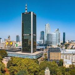 Warsaw Marriott Hotel Варшава бассейн фото 2