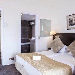 Отель West End Nice Франция, Ницца - 14 отзывов об отеле, цены и фото номеров - забронировать отель West End Nice онлайн комната для гостей фото 4