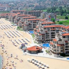 Отель Obzor Beach Resort Аврен городской автобус