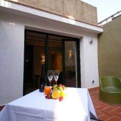 Отель Ssg Borne Down Town Studios Барселона балкон